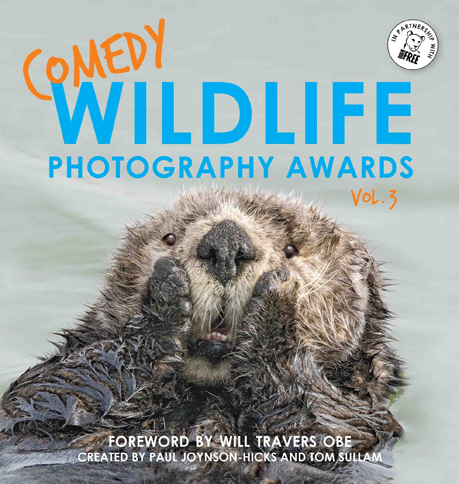 Comedy Wildlife Photography Awards Volume 3 cover
