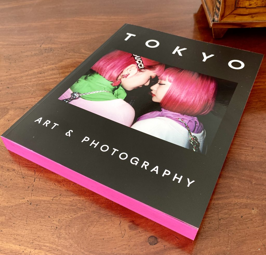 The cover of the book Tokyo: Art & Photography